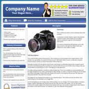 Get Ebay templates at £ 0.99
