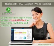 Quickbooks support |QuickBooks Customer Support  +1 844 322 9865